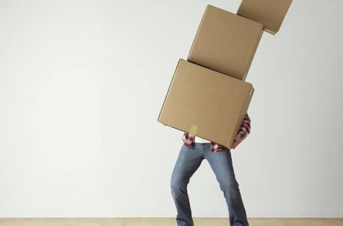 Stěhování můžete zvládnout levou zadní