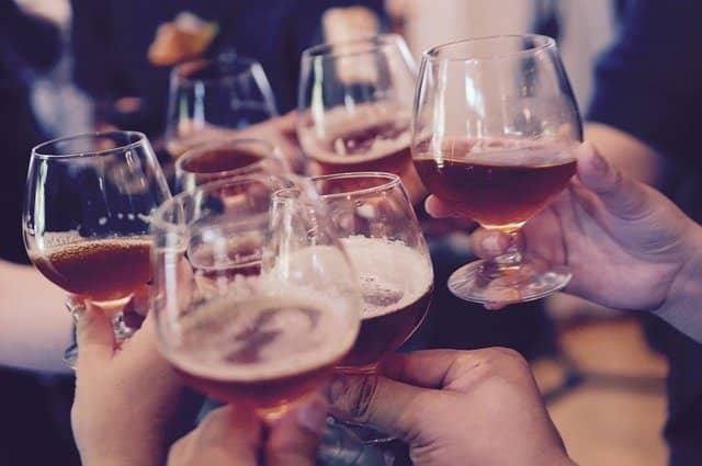 alkohol a jeho negativní účinky